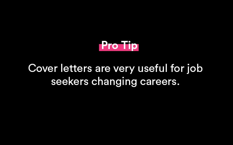 are cover letters necessary