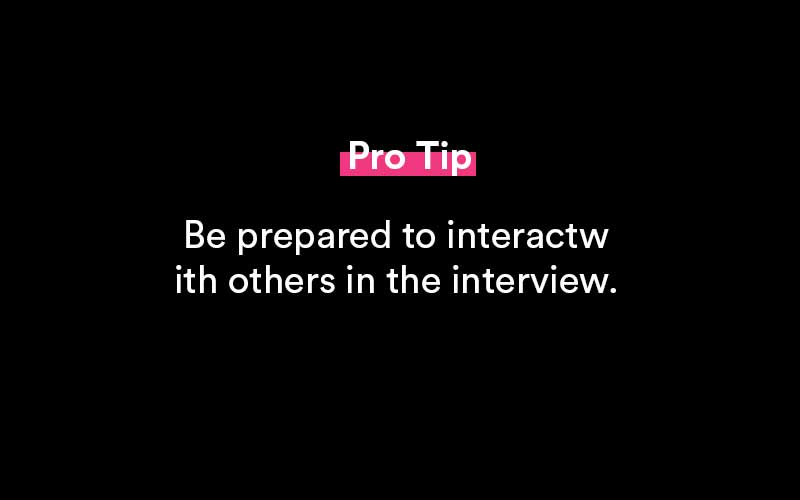 group interview