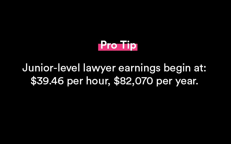how much do lawyers make