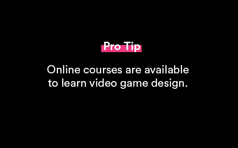 how to become a video game designer