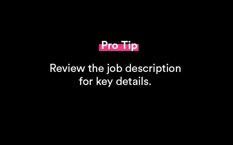 best resume format and tips