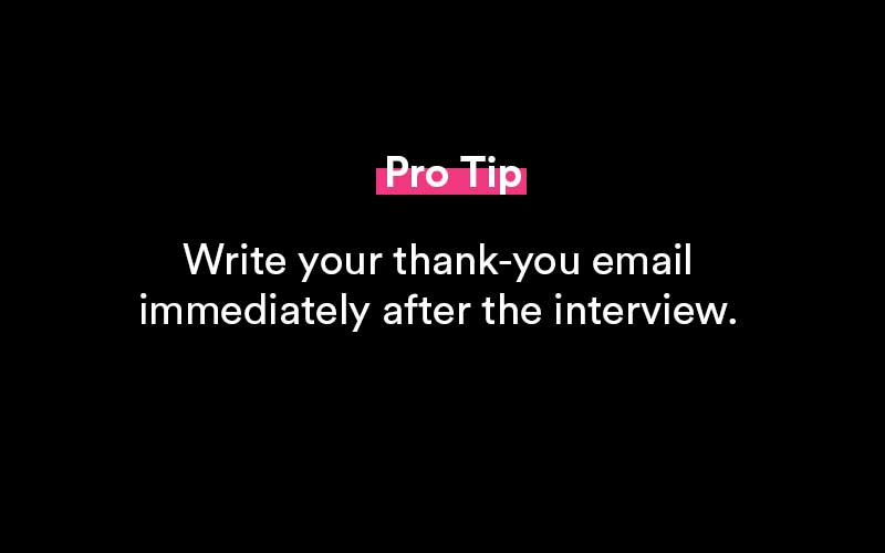thank-you email example