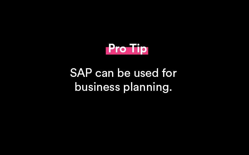 what is sap and erp